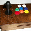 Single Player Arcade MAME Box