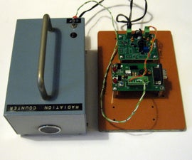 Ustream your Geiger Counter