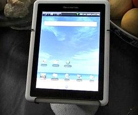 Make an Adjustable Tablet Stand
