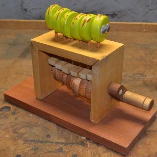 Hand Crank Mechanical Toy