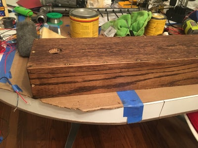 Build the Wood Box