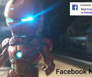 Marvellous Notifications - Ironman Edition