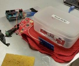 Arduino to Cottonwood UHF RFID Reader: RSSI Command
