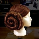 How to Make the Perfect Princess Leia Wig