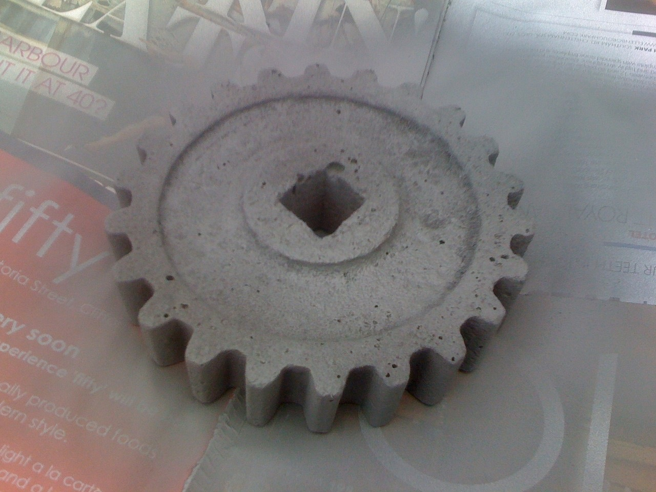 Picture of Clean Cog
