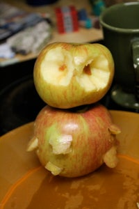 How to Make a Apple Owl