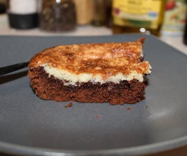The Devil's Gooey Butter Cake