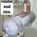Convert a Hot Water Heater Into a Wood Stove
