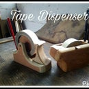 Tape Dispenser, How to Make