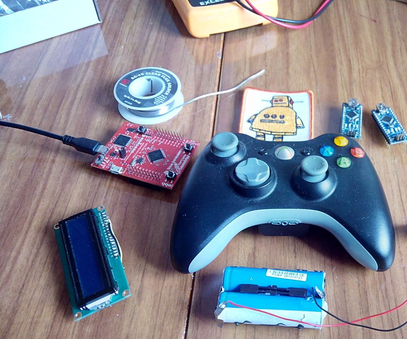 Controlling Arduino With Gamepad: 5 Steps (with Pictures)