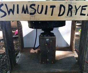Swimsuit Dryer
