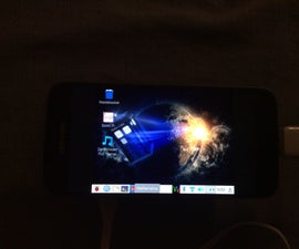 Raspberry Pi: Android Cell Phone or Tablet As Screen