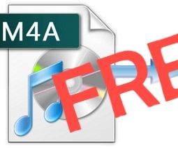 Converting M4A to MP3.