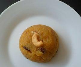 Chick Pea Flour Dessert