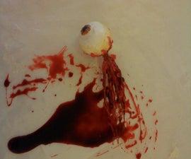 Bloody Eye Ball