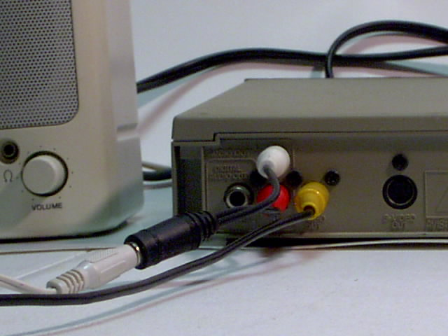 Picture of How to Hook Up a DVD Player
