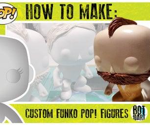 Custom Funko POP! Figures