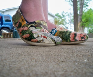 Customize Your Shoes! (Toms)