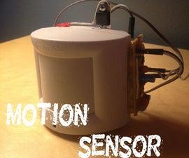 FM motion sensor