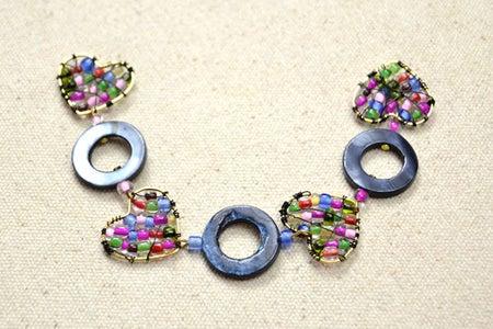 Connect the 7 Components Into a Bracelet