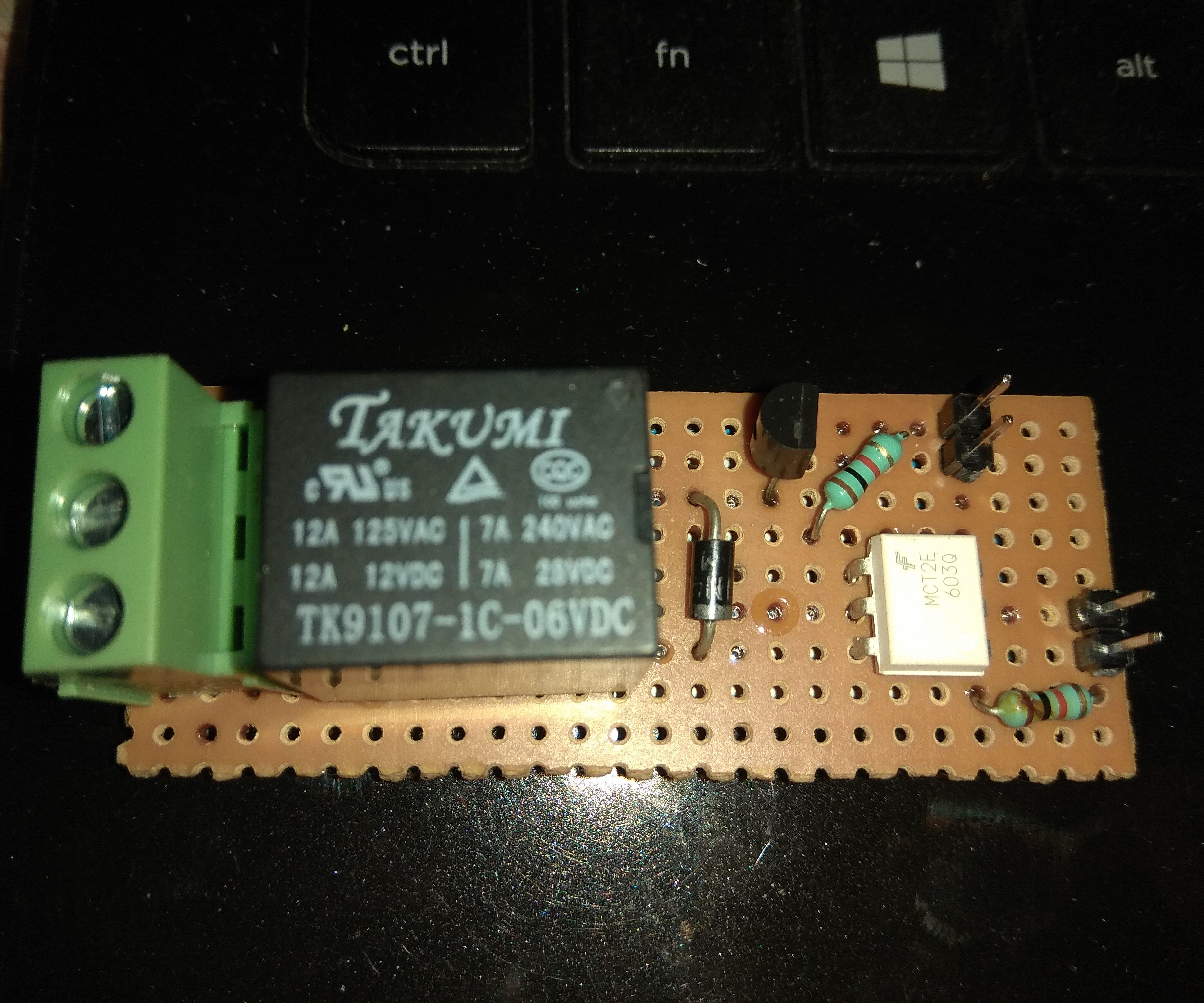 Relay Circuit Tester