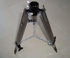 DIY camera tripod