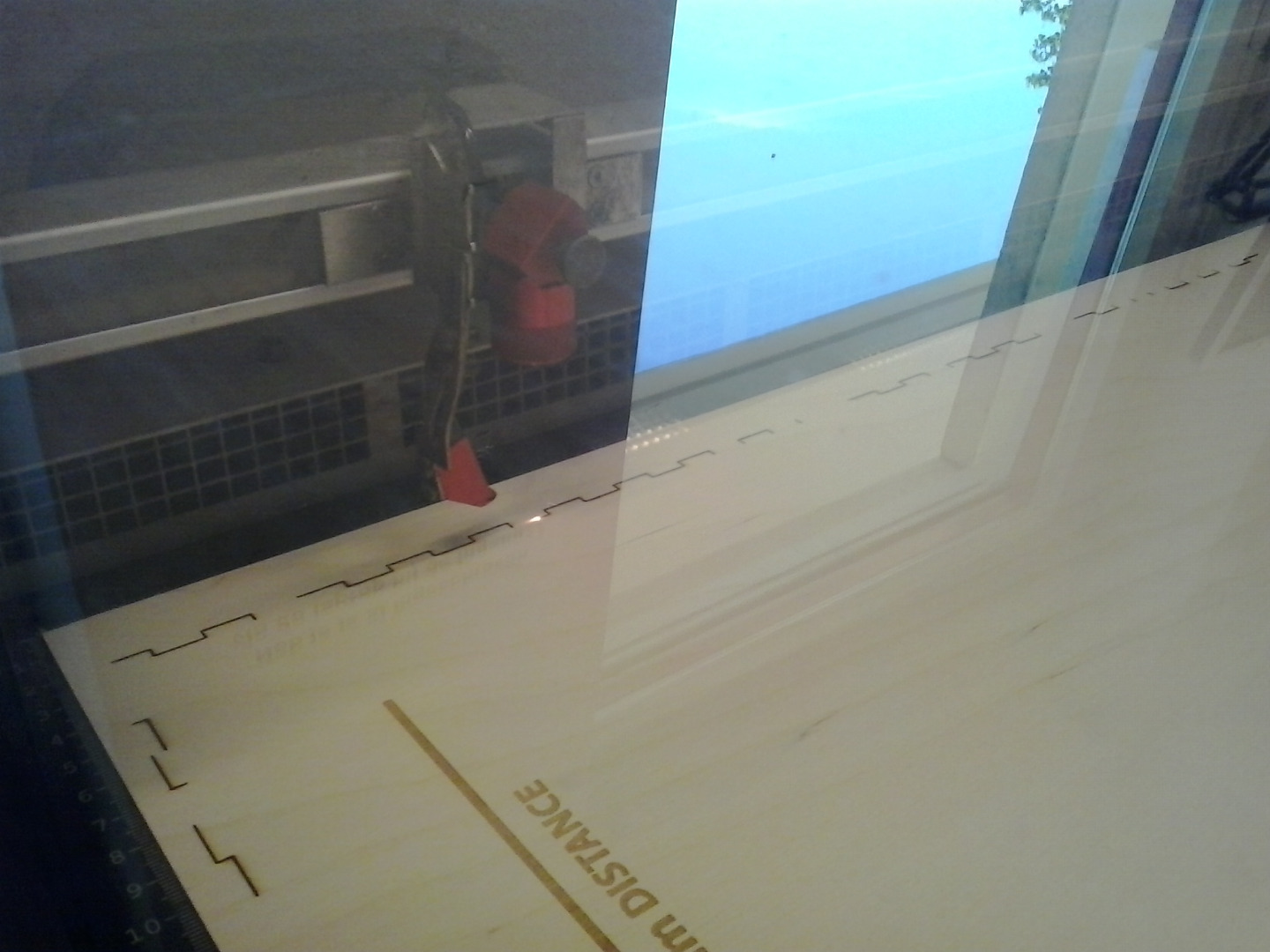 Picture of Laser Cutter