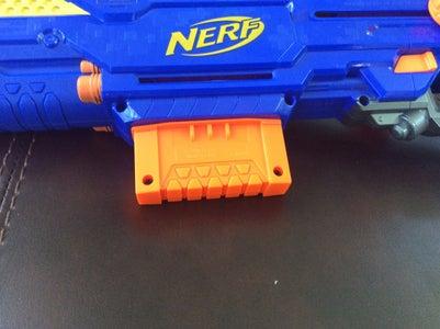 Put the Cartridge in the Gun