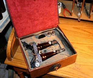 Steampunk Beer Goggles