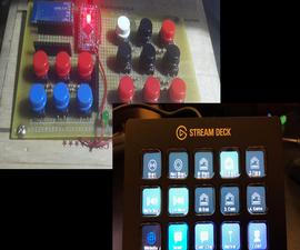Arduino Stream Deck