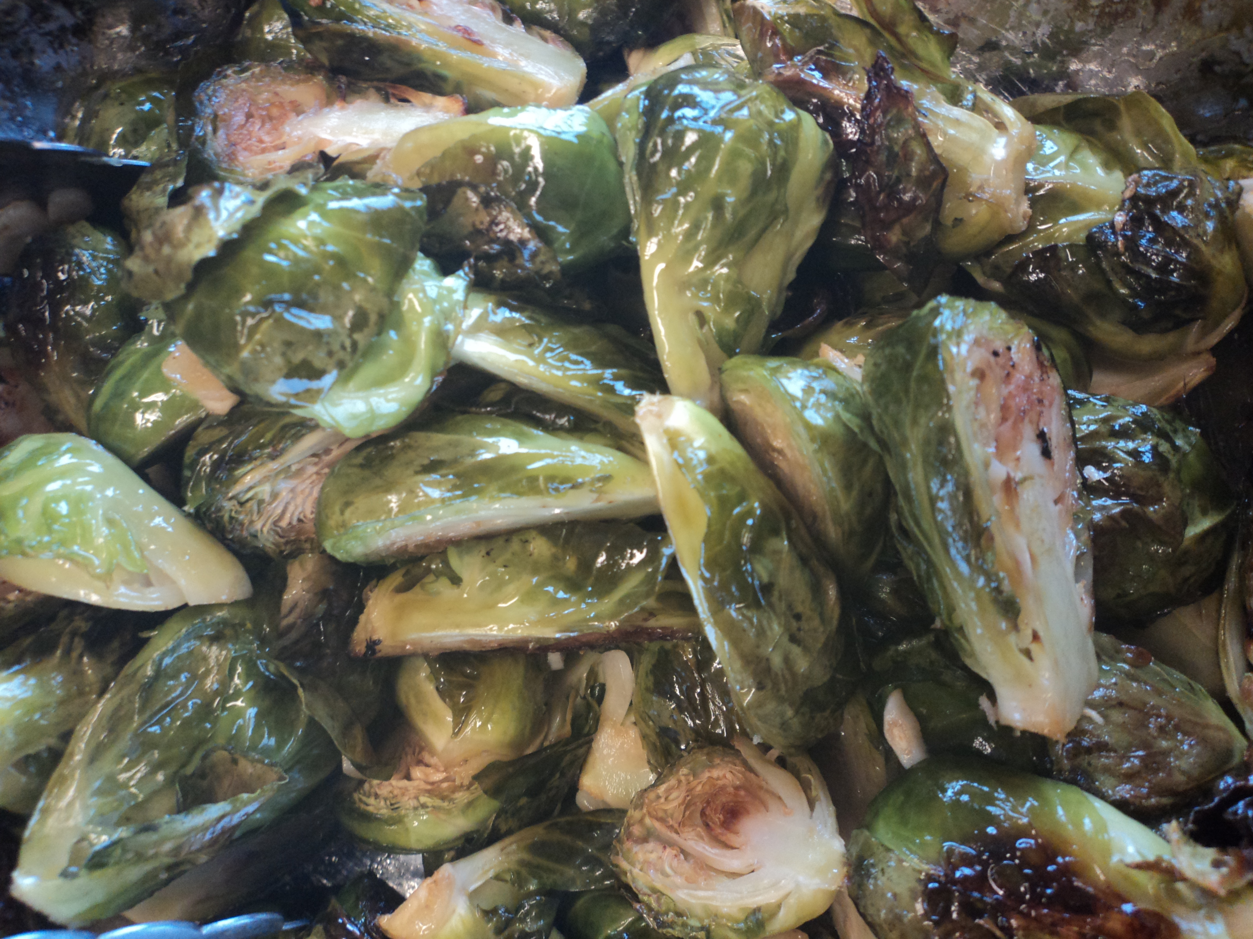 Picture of Roasted Brussel Sprouts
