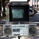 Do-It-Yourself Bright Sunlight Readable Outdoor LCD Video Display