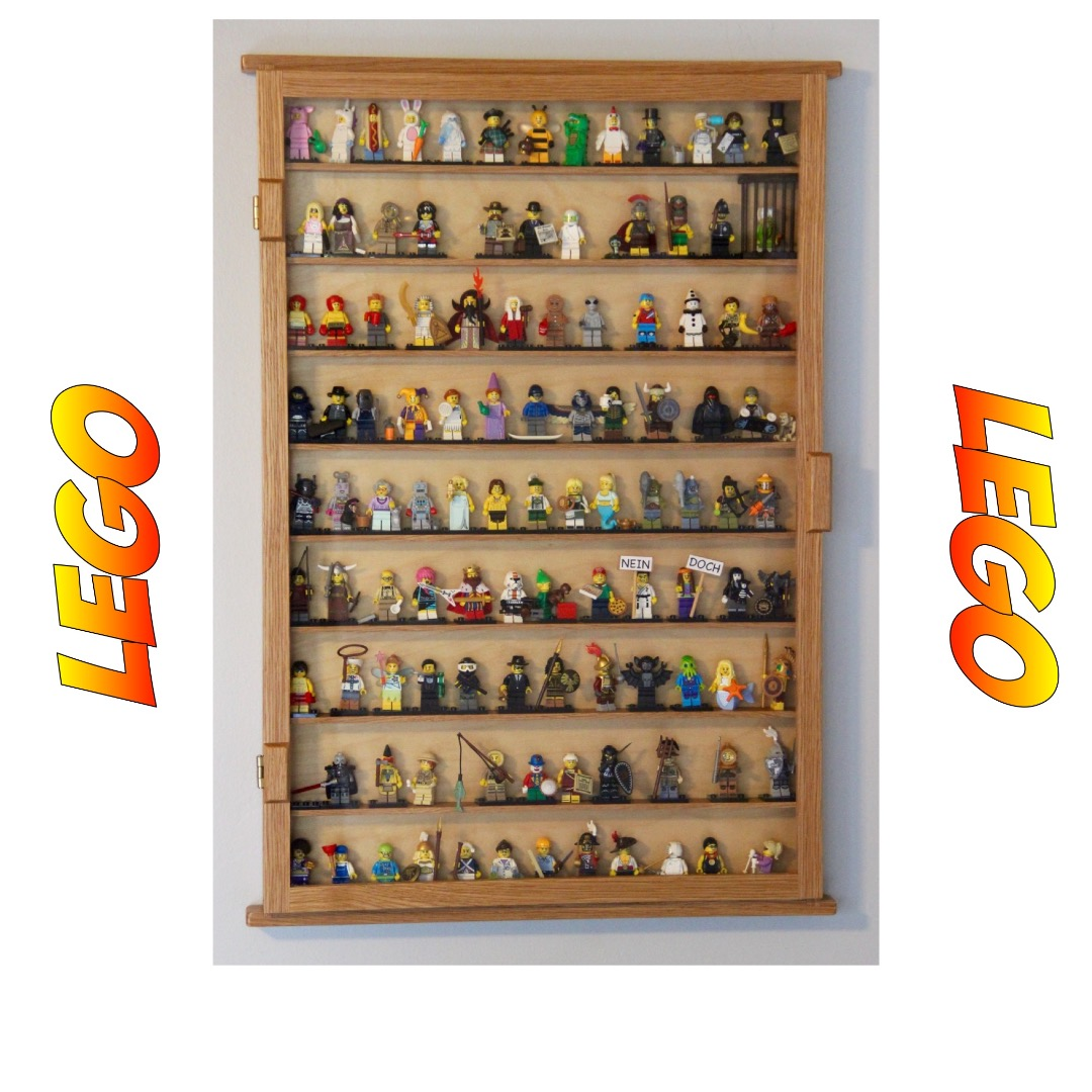 Picture of Lego People Display Case