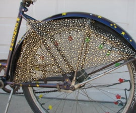 Quick & Easy Bicycle Skirt Guards