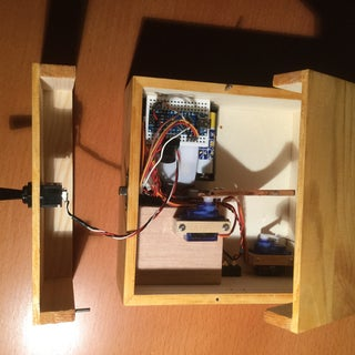 Arduino Useless Box