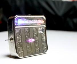 Sound Controlled LED's - Pocket Disco