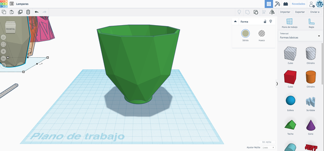 Step 1: Modify De Tulip / Paso 1: Modificar La Tulipa.
