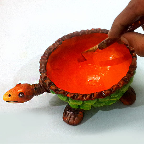 Picture of Let's Color the Turtle Body!