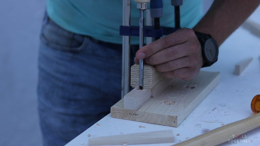 Joinery for the Keel