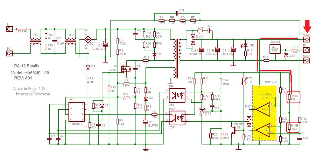 [DIAGRAM_4FR]  Modify a Dell Laptop Power Supply (PA-10) : 6 Steps - Instructables | Dell Laptop Power Supply Wiring Diagram |  | Instructables