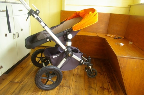 How to Repair a Bugaboo Stroller / Pram With 3D Printing