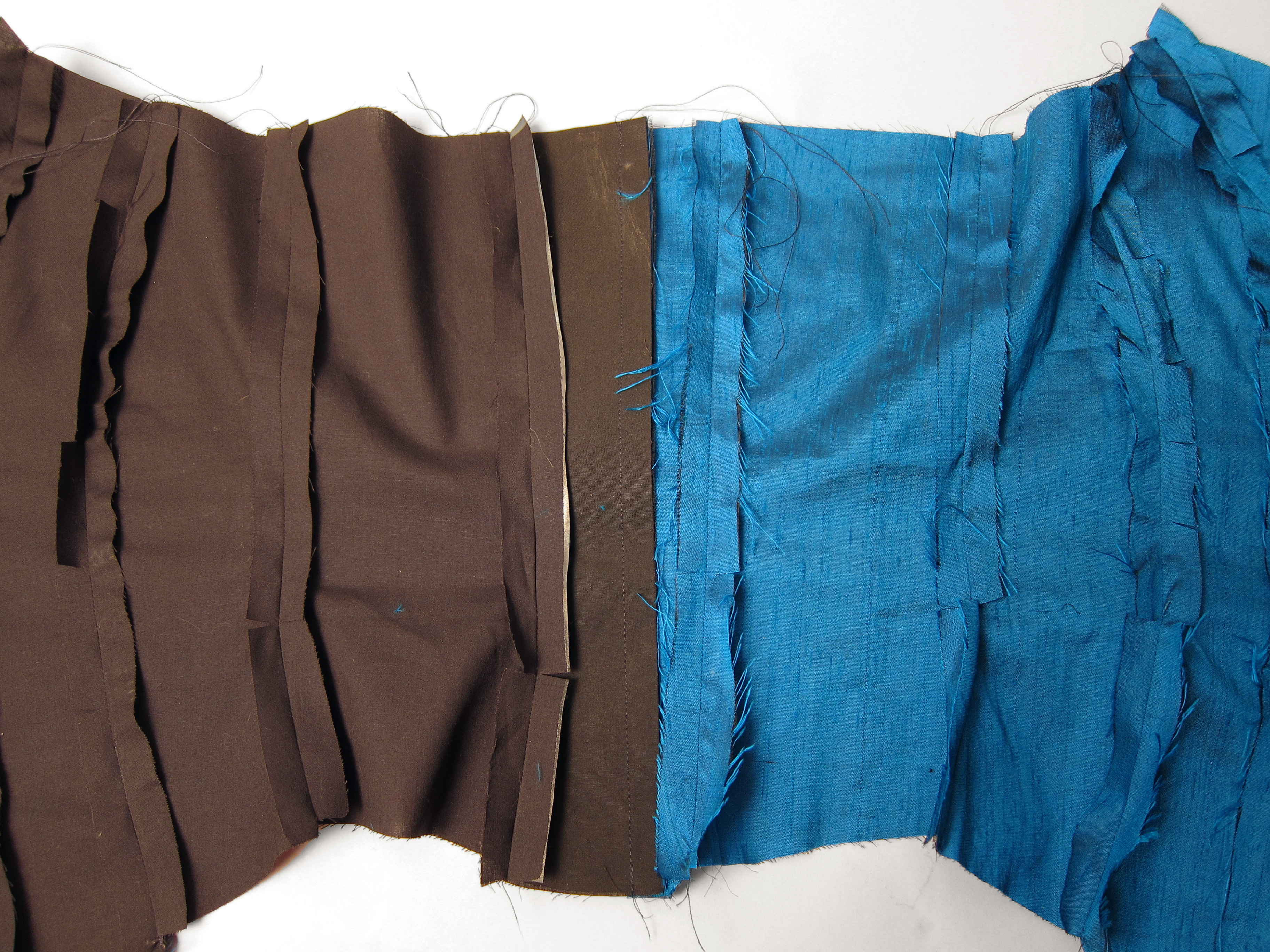 Picture of Sew the Outer Fabric to the Lining Fabric
