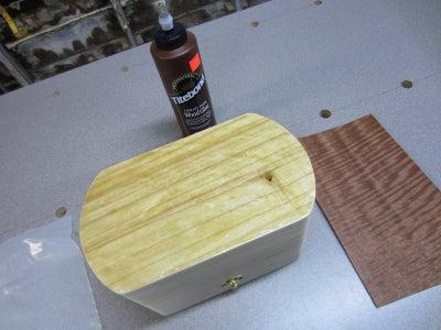 Wood Veneer Application