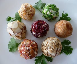 Assorted Bacon Butterballs
