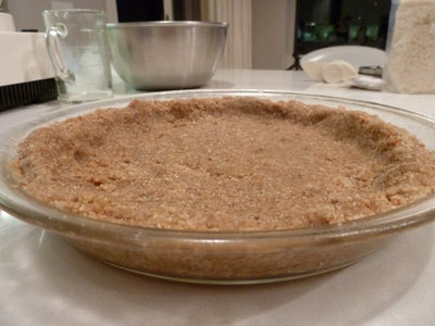 Forming the Crust