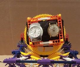 Knex Watch Winder