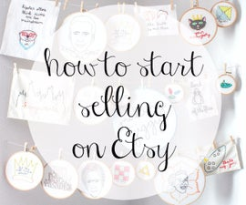 How to start selling on Etsy