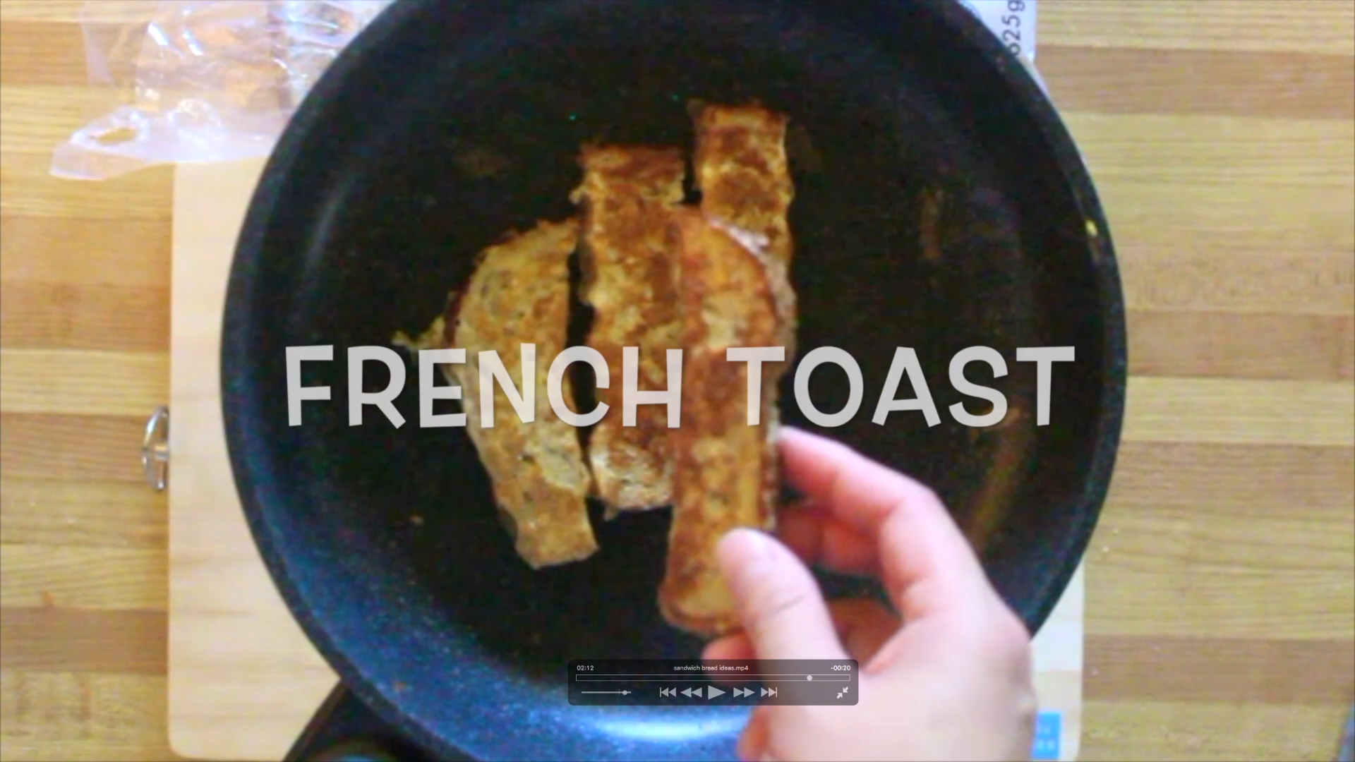 Picture of Make French Toast