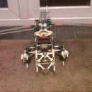 my first helicopter