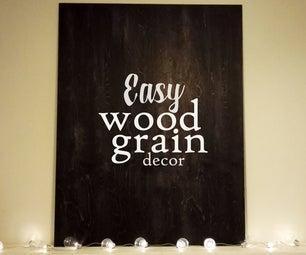 Plywood Decor